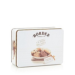 Border - Luxury Biscuit Tin 500g
