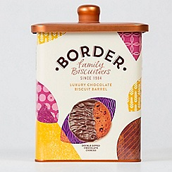 Border Biscuits - Luxury Caddy Chocolate Selection 600g