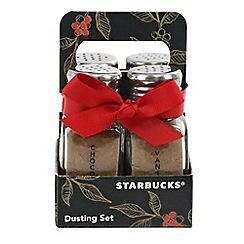 Starbucks Coffee - Dusting set