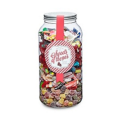Sweet Shop - Extra large jar of 90s sweets
