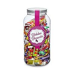 Sweet Shop - Extra large jar of fabulous favourites