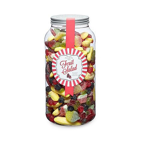 Sweet Shop - Extra large jar of fruit salad