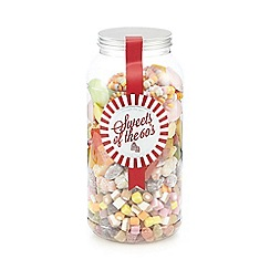 Sweet Shop - Sweets of the 60s jar