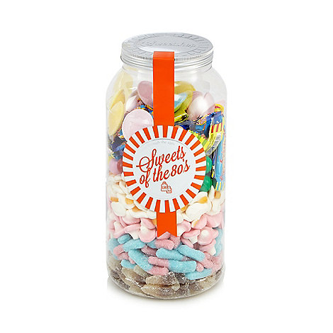 Sweet Shop - Sweets of the 80s jar