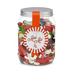 Sweet Shop - Jar of 'Mini Mix' gummies and jellies