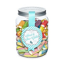 Sweet Shop - Jar of sweet and sour cables