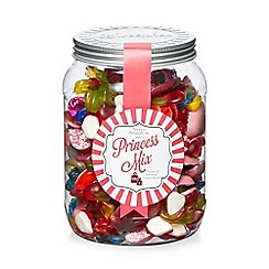 Sweet Shop - Giant pick 'n' mix jar and princess mix sweets