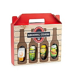 Debenhams - Southwest ciders gift set