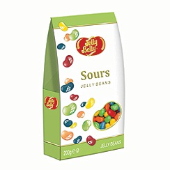 Jelly Belly - Gable gift box fruit mix jelly beans 200g