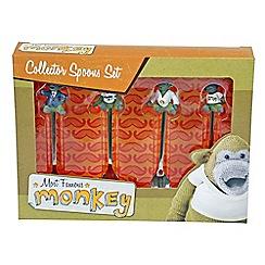 Debenhams - Monkey collectors spoons set
