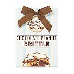 Sweet Shop - Pack of chocolate peanut brittle pieces