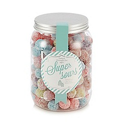 Sweet Shop - Jar of super sours