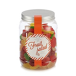 Sweet Shop - Jar of fruit salad sweets