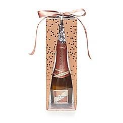 Debenhams - Sparkling rose wine and Italian truffle chocolates