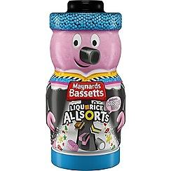 Bassett's - Liquorice Allsorts Jar