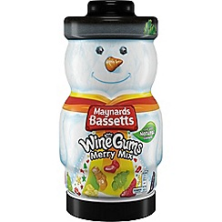 Bassett's - Wine Gums Merry Mix Jar