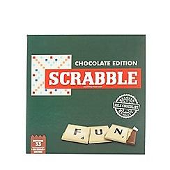 Debenhams - 'Scrabble' chocolate edition