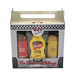 Ed's Easy Diner - Sauce selection
