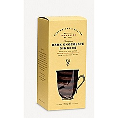 Cartwright and Butler - Dark Chocolate Ginger Biscuits