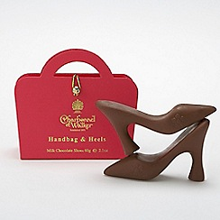 Charbonnel et Walker - Handbag and shoes milk 60g