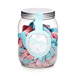 Sweet Shop - Jar of fizzy bubblegum bottles