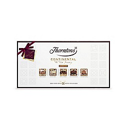 Thorntons - Continental experience box