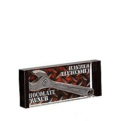 Debenhams - Spanner shaped milk chocolate