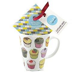 Lola's Cupcakes - Hot chocolate mug with cocoa - 20g