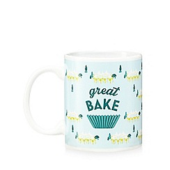 The Great British Bake Off - Light green