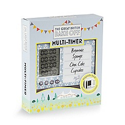 The Great British Bake Off - Multi-timer