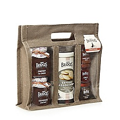 Mrs Bridges - Chutney and relish selection hamper