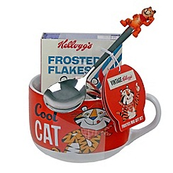 Kelloggs - Frosties bowl mug and spoon with Frosties - 35g