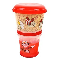 Kelloggs - Cereal on the go set