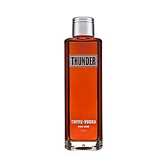 Thunder - Toffee and vodka spirit