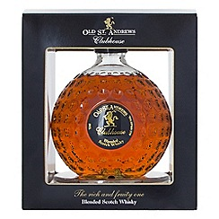Debenhams - Old St. Andrews blended whisky golf ball