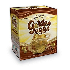 Mars - Galaxy Golden Eggs Large Egg 234g