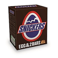 Mars - SNICKERS LARGE EGG 274g