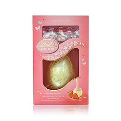 Lindt - Strawberry & cream easter egg 285g