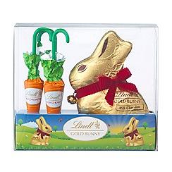 Lindt - Gold bunny & carrots