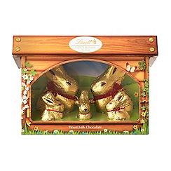 Lindt - Gold bunny hutch