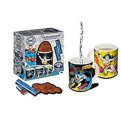 Bon Bon Buddies - DC Comics Teen Mug and Chocolates