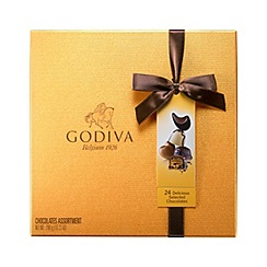 Godiva - Gold Box 24 pieces