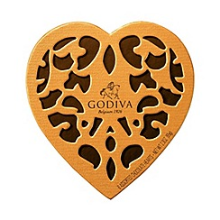 Godiva - Coeur Iconique Grand 14 pieces