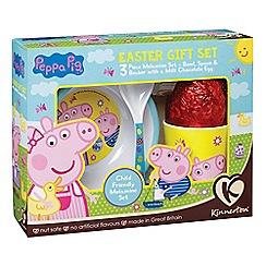 Kinnerton - Peppa pig easter gift set