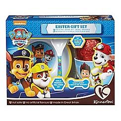 Kinnerton - Paw patrol easter gift set