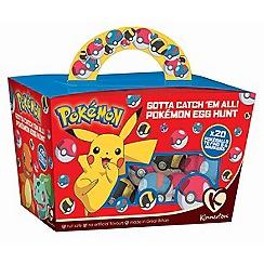 Pokemon - Chocolate Pokeball Hunt