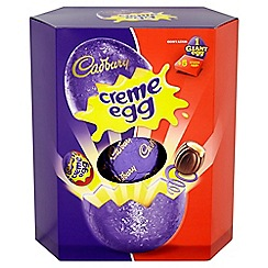 Cadburys - Creme Giant Egg 497g