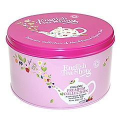 English Tea Shop - Pink Tin