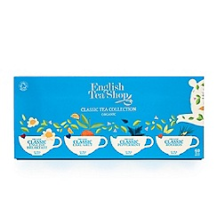 English Tea Shop - Classic Tea Collection - 60 tea bags