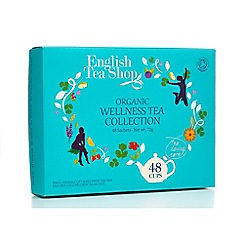 English Tea Shop - Wellness Gift Tray - 48 tea bags